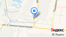 АвтоКомТрансТрейд на карте