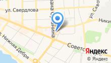 GODUNOV на карте