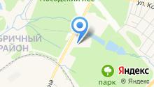 Бриллиант на карте