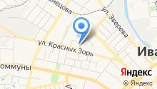 Ярославские Металлоизделия Пожарной Безопасности на карте