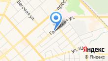 Автохим на карте