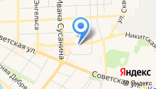 Банкомат, КБ Новопокровский на карте