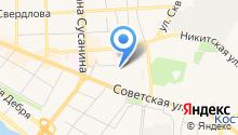 362 отдел военной полиции на карте