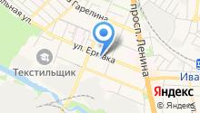 Ezidri на карте