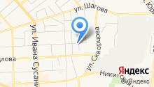 Академия Танца Ксении Чикулаевой на карте