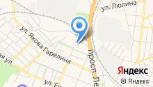 Leditex.ru на карте
