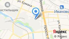 АВТОРАЗБОР ИВАНОВО на карте