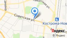 TRANSFER KOSTROMA  - Трансфер Кострома - Москва на карте