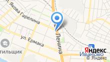 MediaQuant на карте