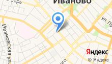 ИвАвтоЛайф на карте