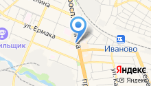 NLKT на карте
