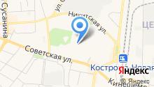 АвтоСтэк на карте