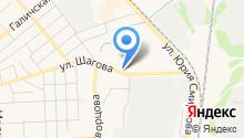 Shawermia на карте