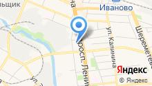 Rasputin на карте
