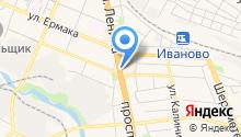 Автовышка37.рф на карте