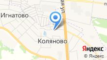 Рандеву на Садовой на карте