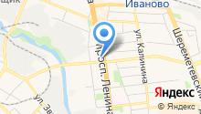 Skylink на карте