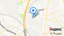 ALIDI на карте