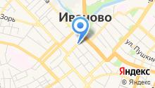 Ивановский дом национальностей на карте