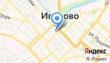 CREMESSO IVANOVO на карте