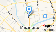 ТУРSALE на карте