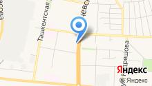 JetMoney на карте