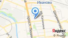 ЕНДС-Иваново на карте
