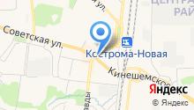 Аптека №64 на карте