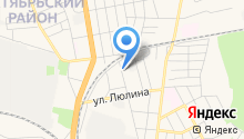 Лотус на карте