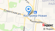 Атрус, ЗАО на карте