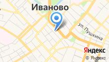 SaVi на карте
