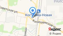 CityDesign на карте