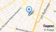 ГПС, ЗАО на карте