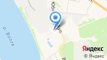 Аверс Голд на карте