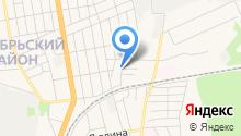 ЦКД на карте