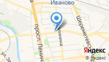 L`oreal Kerastase на карте