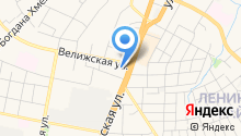 IvanovoCity на карте