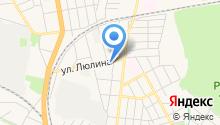 Автолюб на карте