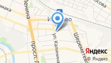 ЗСО на карте
