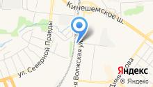 АвтоСмарт на карте
