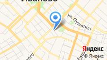 Selena на карте
