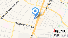 Центр по установке и ремонту автостекла на карте