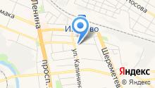 Бристоль на карте