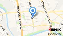 Агреман на карте