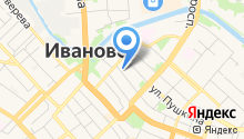 Детская музыкальная школа №2 на карте