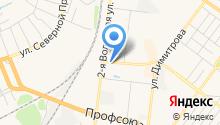 Многопрофильный сервисный центр на карте
