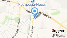 Auto Drive на карте