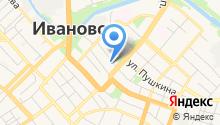 Grooming salon Александры Корякиной на карте