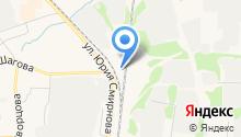 Драйв44 на карте