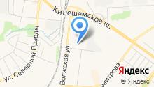 Авторитет44 на карте
